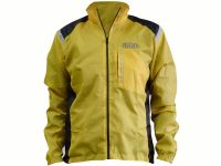 MBM Deluxe Cycling Rain Jacket - Yellow
